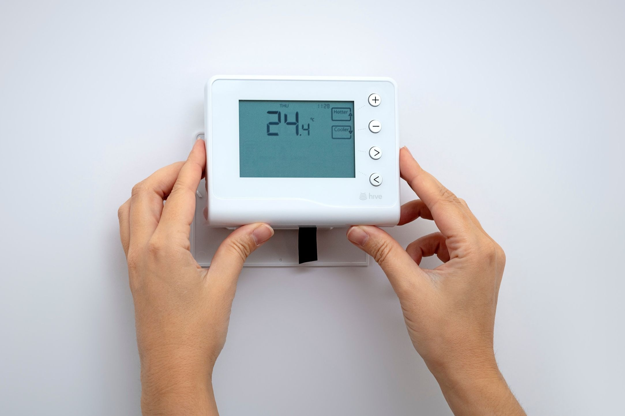 What to do if your Hive Thermostat has a 'No RF' message on the display